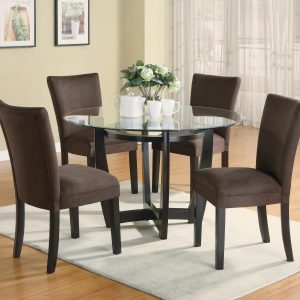 Bloomfield Dining Table Base Cappuccino