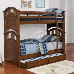 Halsted Storage Trundle Walnut
