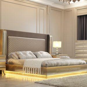 HD-529– Master bed(EK:78*82)